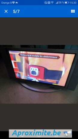 Annonce: TV samsung
