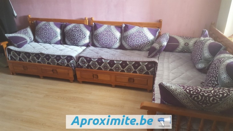 Annonce: Salon marocain complet