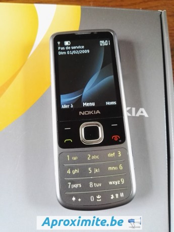 Annonce: nokia 6700 classic