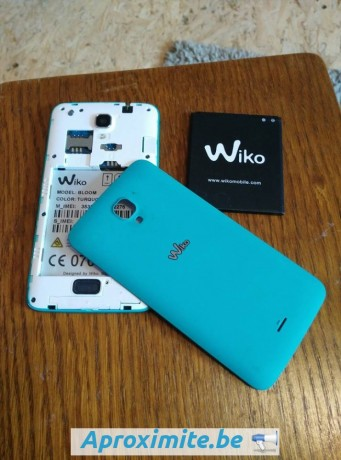 Annonce: wiko bloom